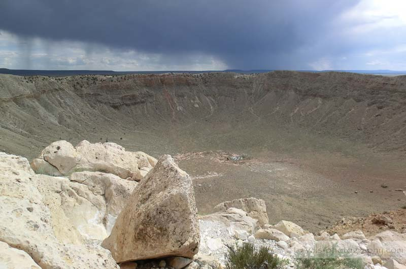 Barringer-Crater-Metroid