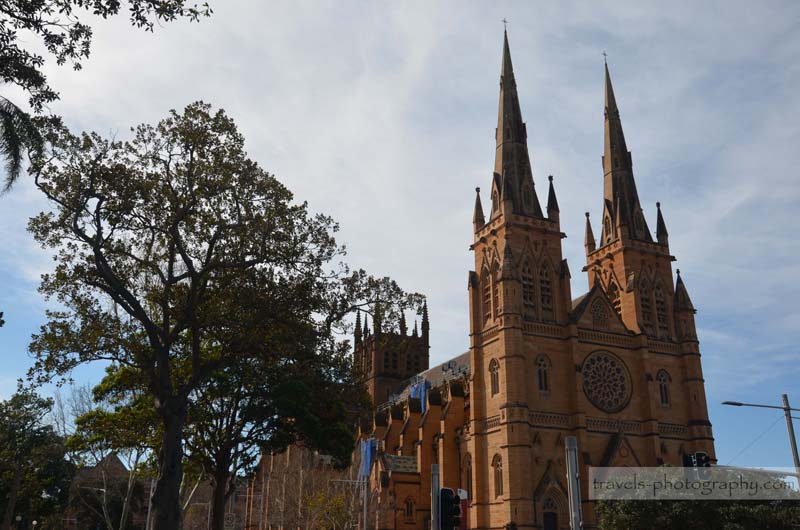 Sydney St. Mary's Cathedral