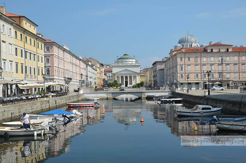 Travel blog Triest | Italy